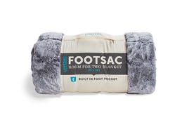 Room for Two Footsac Blanket: Wombat Phur